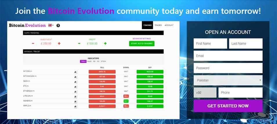 Bitcoin Evolution Reviews